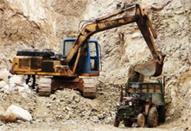 Mining & aggregate industries